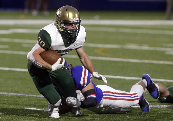 Junior Preston Everhart, who was second-team all-league, is expected to be one of Jerome's top returnees after rushing for a team-high 198 yards and two touchdowns on 32 carries.