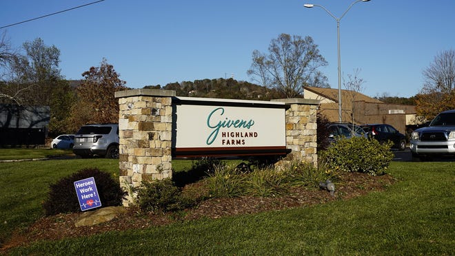 Givens Highland Farms is listed by the NCDHHS as having a COVID-19 outbreak.