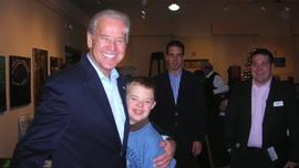 Meet Joe Biden's buddy in Ames