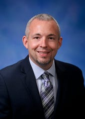 Rep. Jason Wentworth, R-Clare