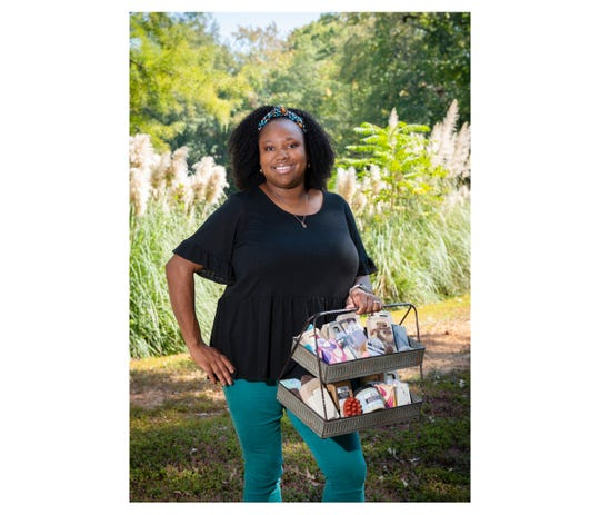 Javela Singleton is the owner and operator of Gifted Hands Artisan Soap