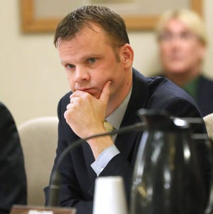 Sen. Devin LeMahieu, a Republican from Oostburg, has been picked as Senate Majority Leader.