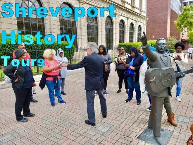 Shreveport History Tours