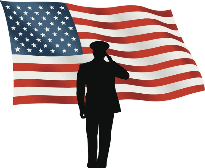 James W. Parker Middle School students and staff will honor local veterans on Veterans Day in morning and afternoon drive-through parades Wednesday at the school, at 11781 Edinboro Road.