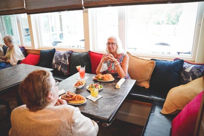 Seniors can enjoy a lifestyle community safely.