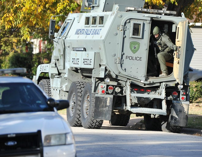 Wichita Falls SWAT police