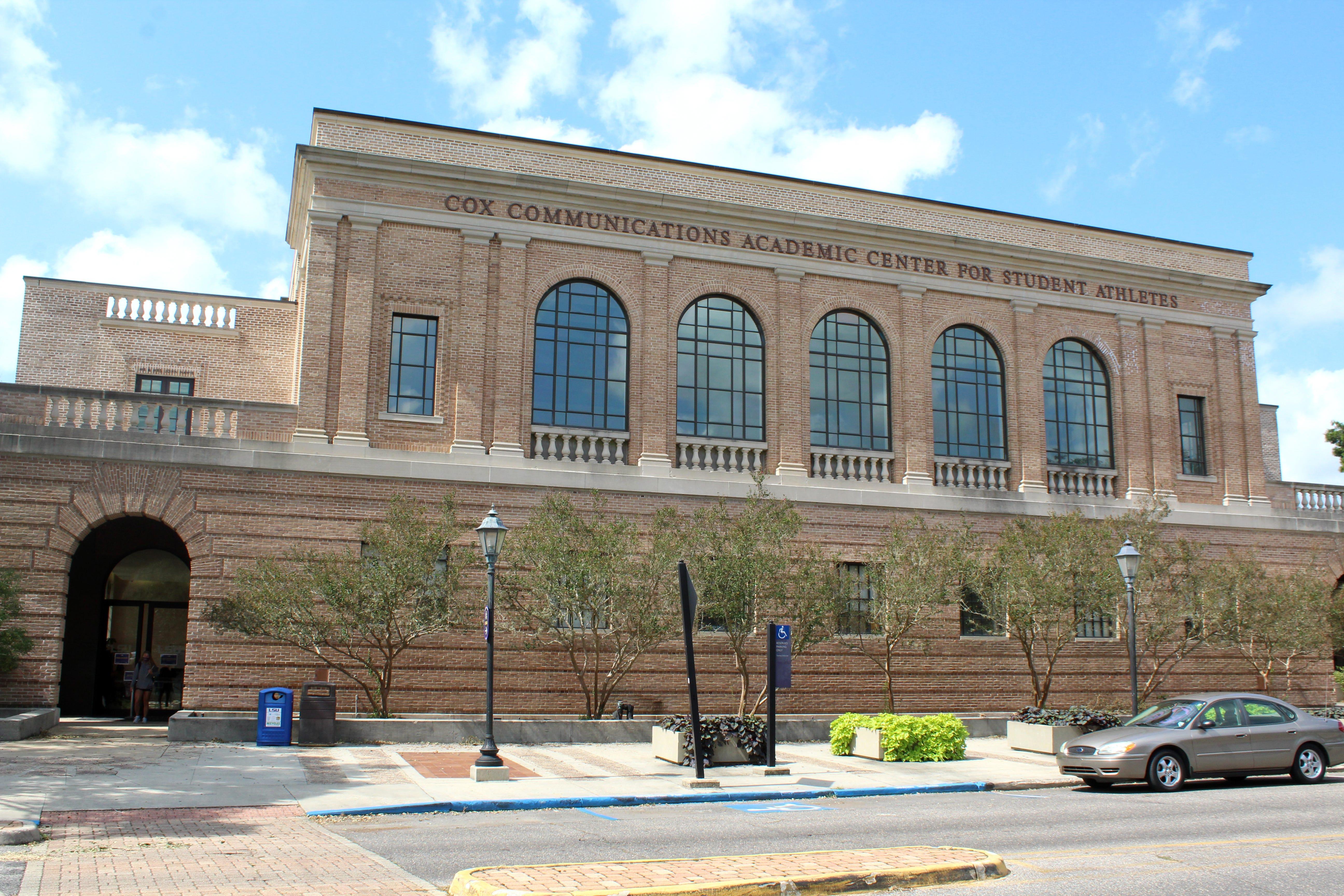 Louisiana State University Cox Communications Academic Center for Student-Athletes