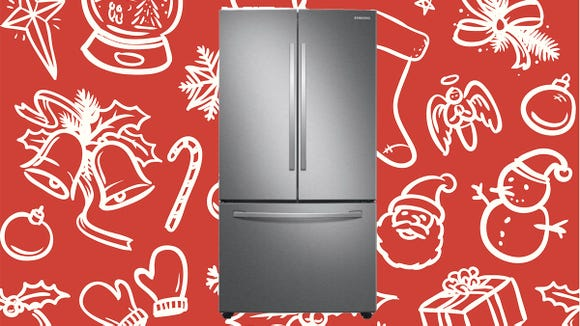 This sale is an awesome opportunity to grab major appliances like fridges, washers and dryers.