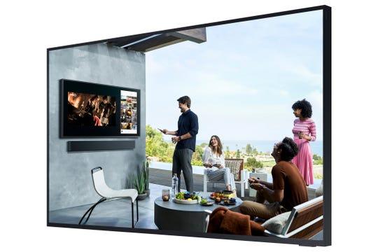 Samsung Terrace TV