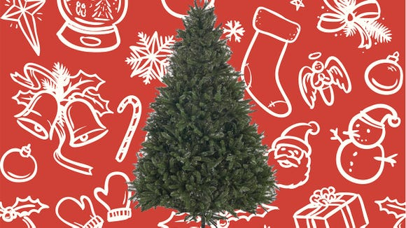 It's never too late to grab the (fake) Christmas tree of your dreams!