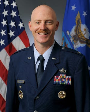 U.S. Air Force Col. Christopher L. Workinger