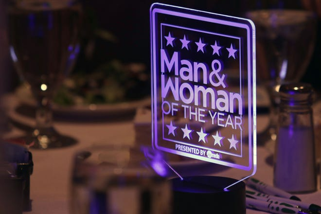 AGN Media presents the Man and Woman of the Year Awards and other awards to leaders in the community for their contributions to Amarillo in 2019 at the annual luncheon in January. Nominations are currently being sought for the 2020 award winners. [Neil Starkey / For the Amarillo Globe-News]