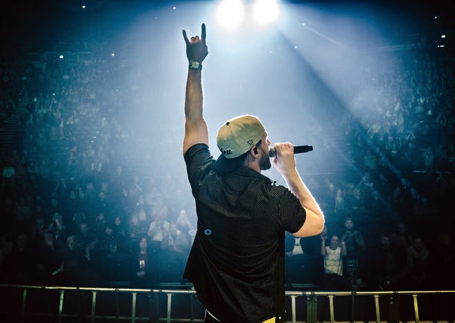 Country music performer Chase Rice will perform a free, virtual concert and chat via Zoom with Iowa State students on Friday, Nov. 13, at 8 p.m.