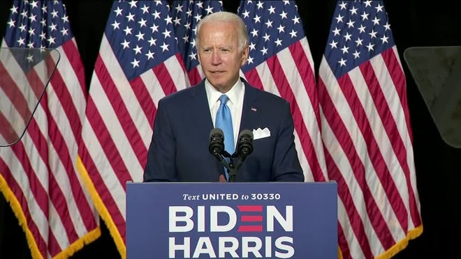 President-elect Joe Biden will restore a sense of dignity to the office that has been sorely lacking under Donald Trump.