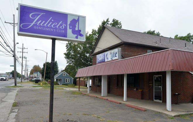 Juliet's Gentlemen's Club, 2022 W. Eighth St. in Erie, is getting sued in federal court over claims that it shorted the wages of its exotic dancers.