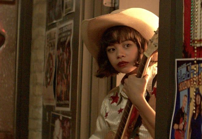 "Eva Noblezada stars in ""Yellow Rose."""
