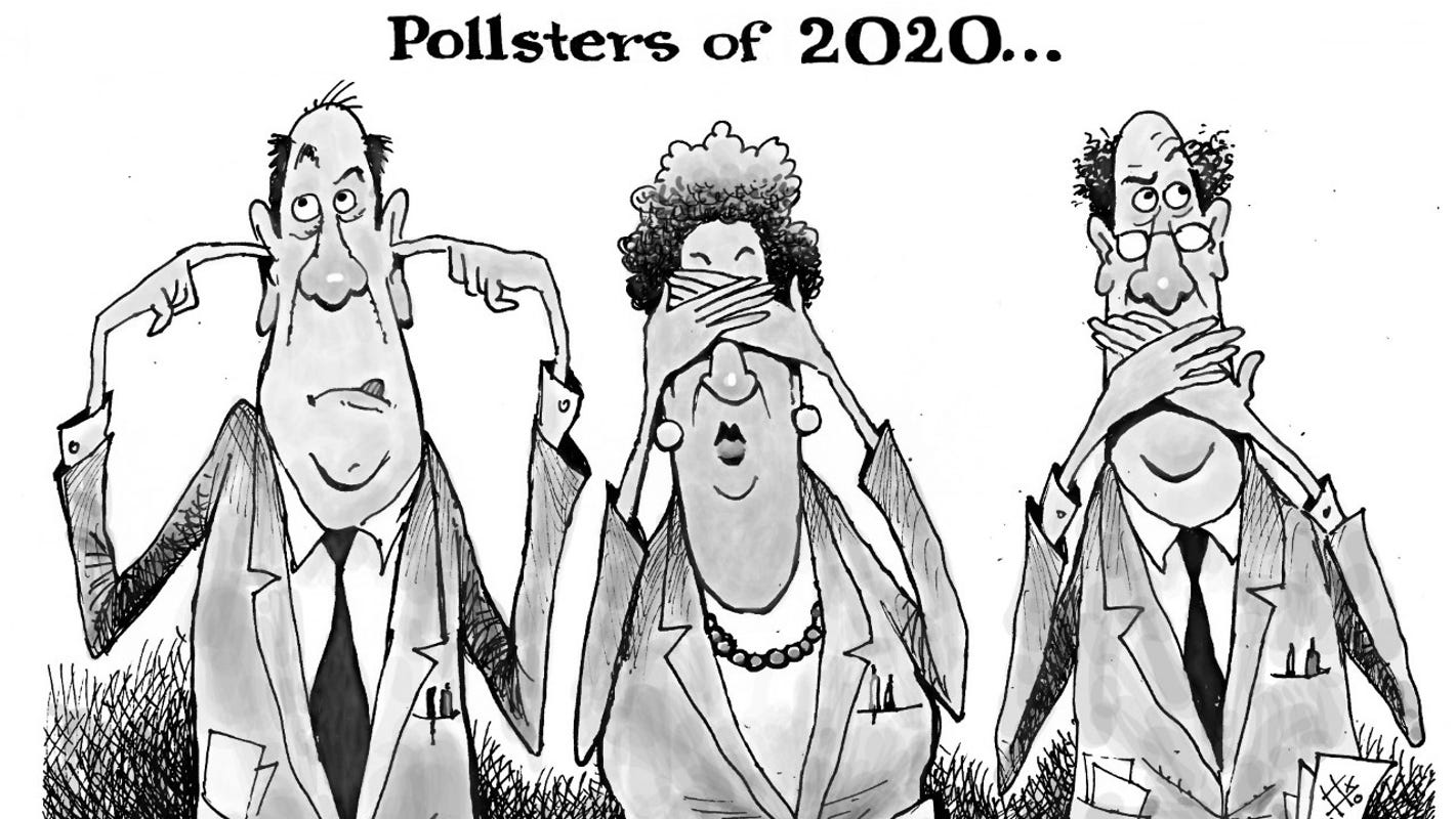 Pollsters want to be right, so how did they get the 2020 ...
