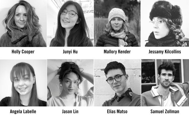 Eight designers will compete in this year's Project Upcycle virtually on Saturday, Nov. 7. Visit www.3sarts.org for tickets.