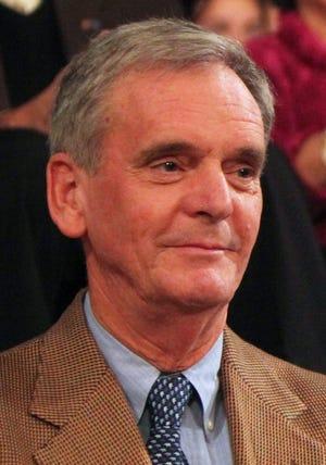 Judd Gregg of Rye, former New Hampshire Republican U.S. senator, governor and congressman.