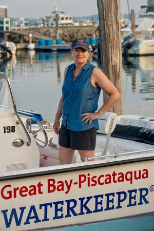 Melissa Paly, Great Bay-Piscataqua Waterkeeper.