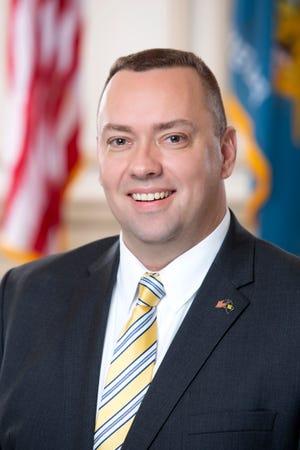 Delaware State Sen. Brian Pettyjohn