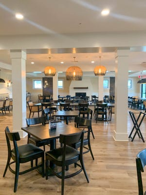 The Bethany-Fenwick Area Chamber of Commerce celebrated on Oct. 28 the grand opening and ribbon-cutting of Bayside Fenwick Island's new clubhouse and restaurant Signatures.