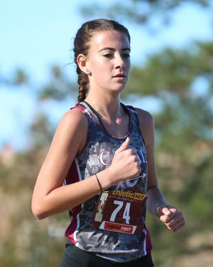 Alyssa Weller is expected to be one of the top returnees for the Canal Winchester girls cross country team. The sophomore finished 89th in 21:30.1 at the Division I regional Oct. 31 at Pickerington North.