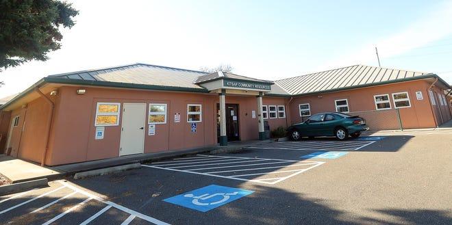 Kitsap Community Resources in Bremerton on Friday, Nov. 6, 2020.