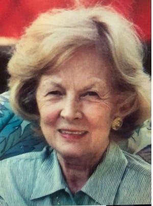 Helen Faye Bale Mann