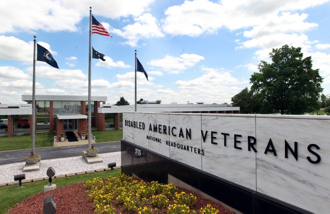 JUNE 5, 2013: The Disabled American Veterans National Headquarters is located in Cold Spring.