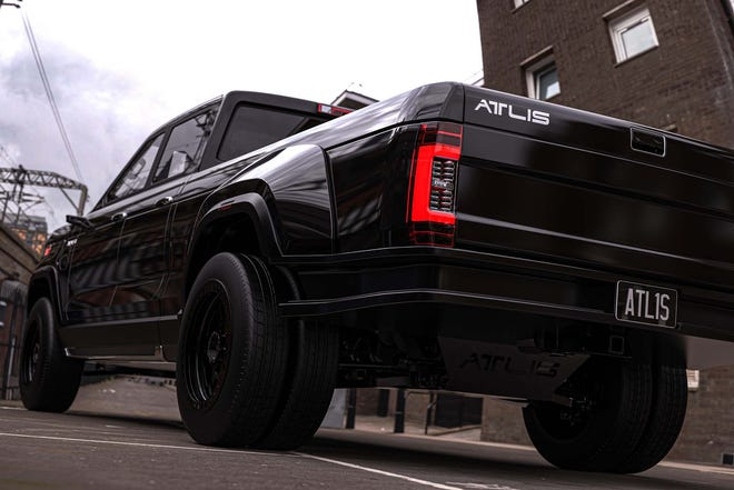 Upstart automaker Atlis Motor Vehicles is betting its Atlis XT electric pickup can compete against the Detroit 3. The Phoenix-based company plans to put the truck on the market late next year.