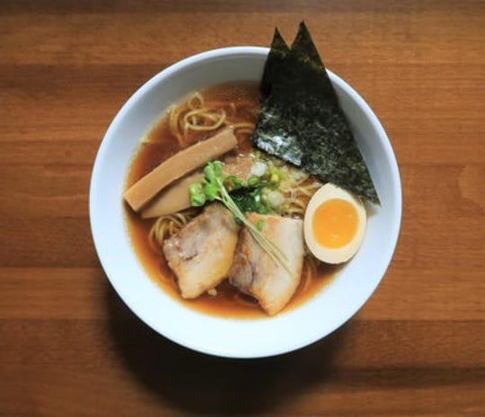 Ramen made fresh daily at new Ramen Matsu In Closter