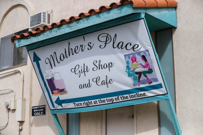 Mother's Place Gift Shop and Café is pictured in Las Cruces on Friday, Nov. 6, 2020.