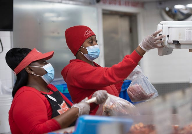 Minimum wage workers like the ones at Joe Patti's Seafood will receive an increase in pay beginning next September. Florida voters called for an increase in the minimum wage to $15.00 an hour by 2026.