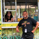 Quincy Milam runs Cuties Lemonade with his wife, Tiffani.