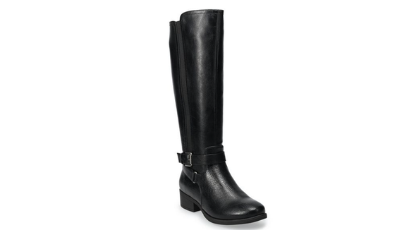 These riding boots are at a great discount.