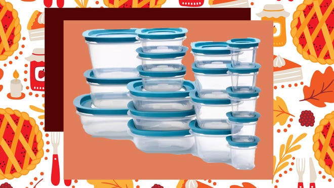 This Rubbermaid 36-piece is a must-have for Thanksgiving this year.