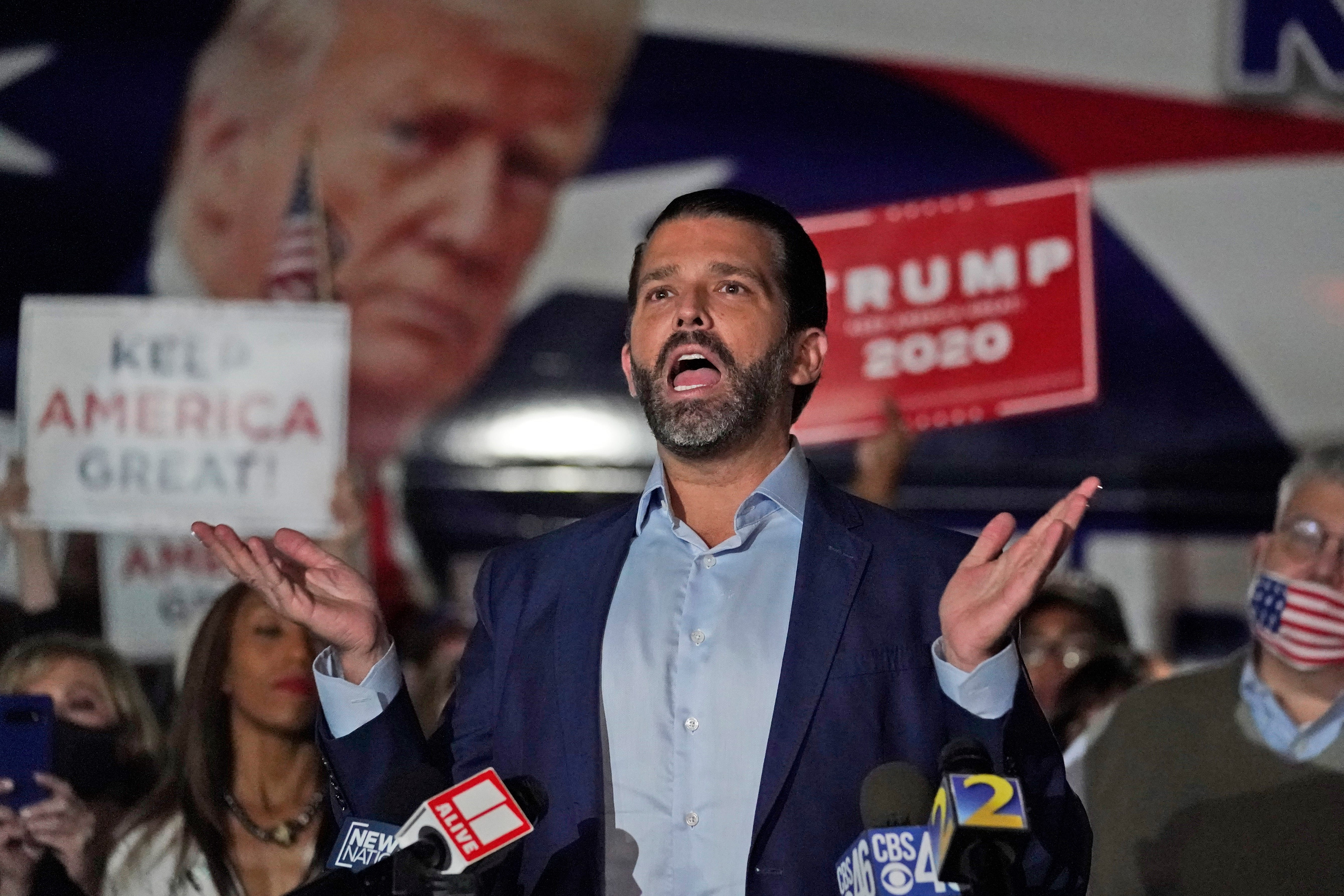 Not everyone is born with spine : Tensions within GOP rise as Trump s path to victory dwindles