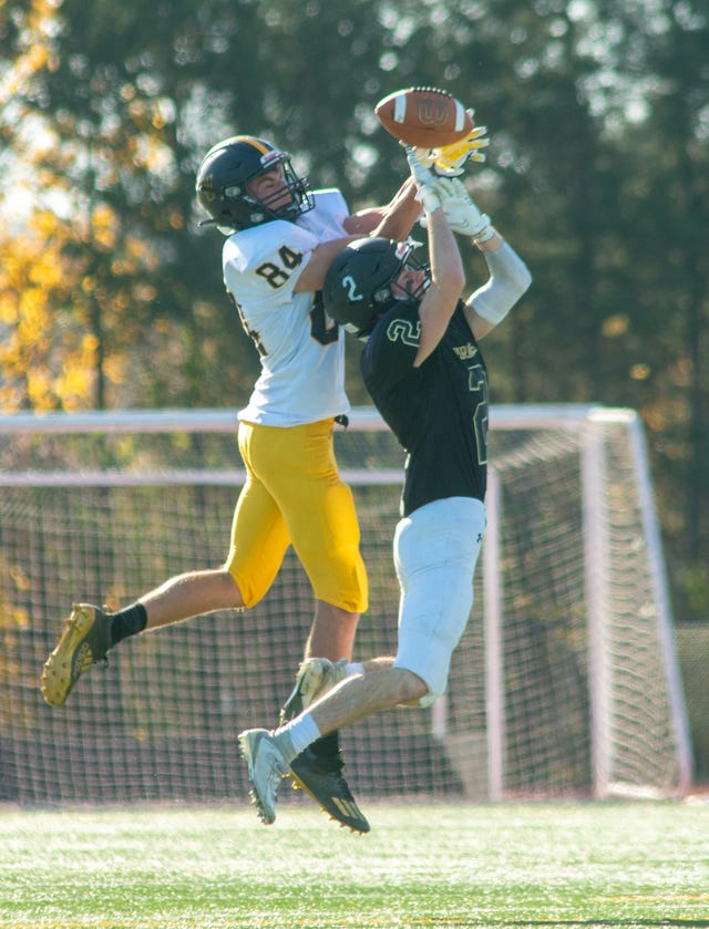 Piaa Football Palisades Defeats Panther Valley 70 6 In Playoffs