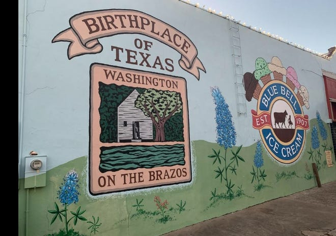 """Brenham likes to celebrate nearby Washington-on-the-Brazos as the """"Birthplace of Texas,"""" but more accurately, it's the Birthplace of Texas Independence."""