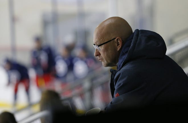 While the NHL offseason continues into November, Blue Jackets general manager Jarmo Kekalainen watches hockey where he can; this week he is scouting Jackets prospects in Finland.