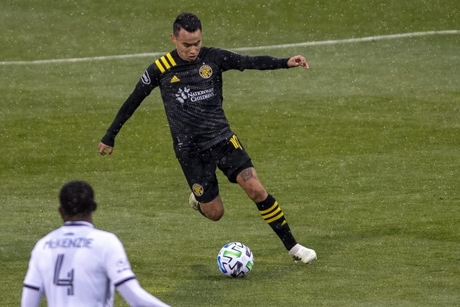 Crew midfielder Lucas Zelarayan has not been a factor since returning to the lineup after a hamstring injury but he expects the team will be motivated in Sunday's regular-season finale.