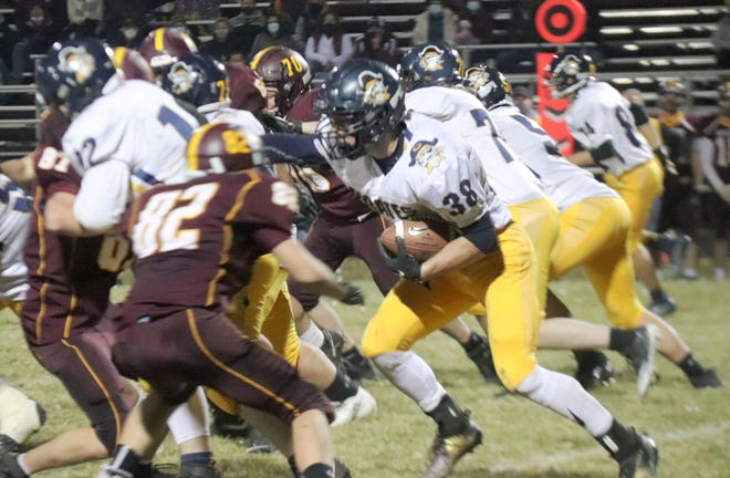 The Crookston football team will play Mahnomen-Waubun instead of Barnesville in its regular-season finale.