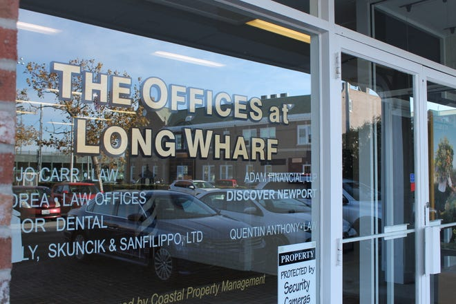 Discover Newport has moved office locations from the Gateway Center, its home for 30 years, to an office space above the Shops at Long Wharf