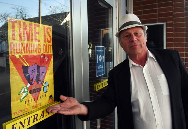 Dan Demers, owner of The Strand in Dover, has announced several upcoming concerts at the venue.