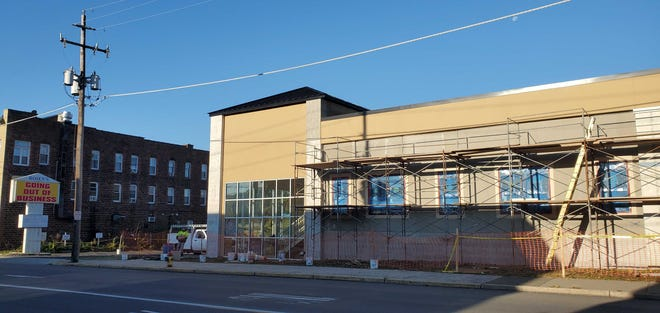 Plans are underway for loft style apartments and retail shops in East Stroudsburg. [MARIA FRANCIS/POCONO RECORD]