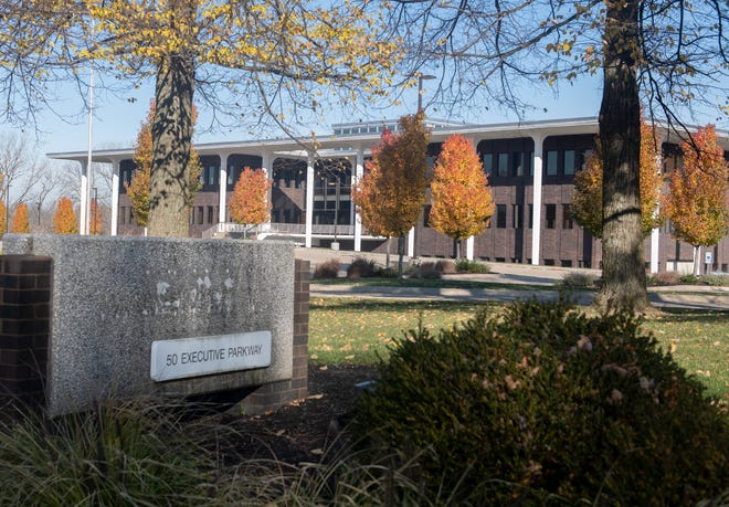 Diebold Nixdorf is planning to move from Green to 50 Executive Parkway in Hudson.