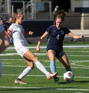 Granville beat Dover Saturday in their 15th  shutout of the season and winning the Division II regional final game. Granville will advance to the state semifinal game on Tuesday.