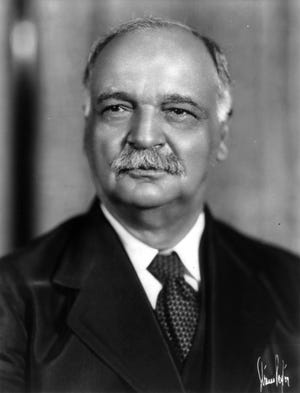 Charles Curtis, a member of the Kaw Nation, served as the 31st vice president of the United States from 1929-1933 under Herbert Hoover.