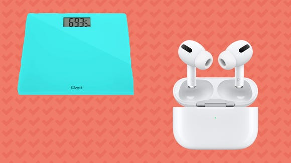 This weekend, save on Apple AirPods Pros, our favorite affordable scale and more at Amazon.
